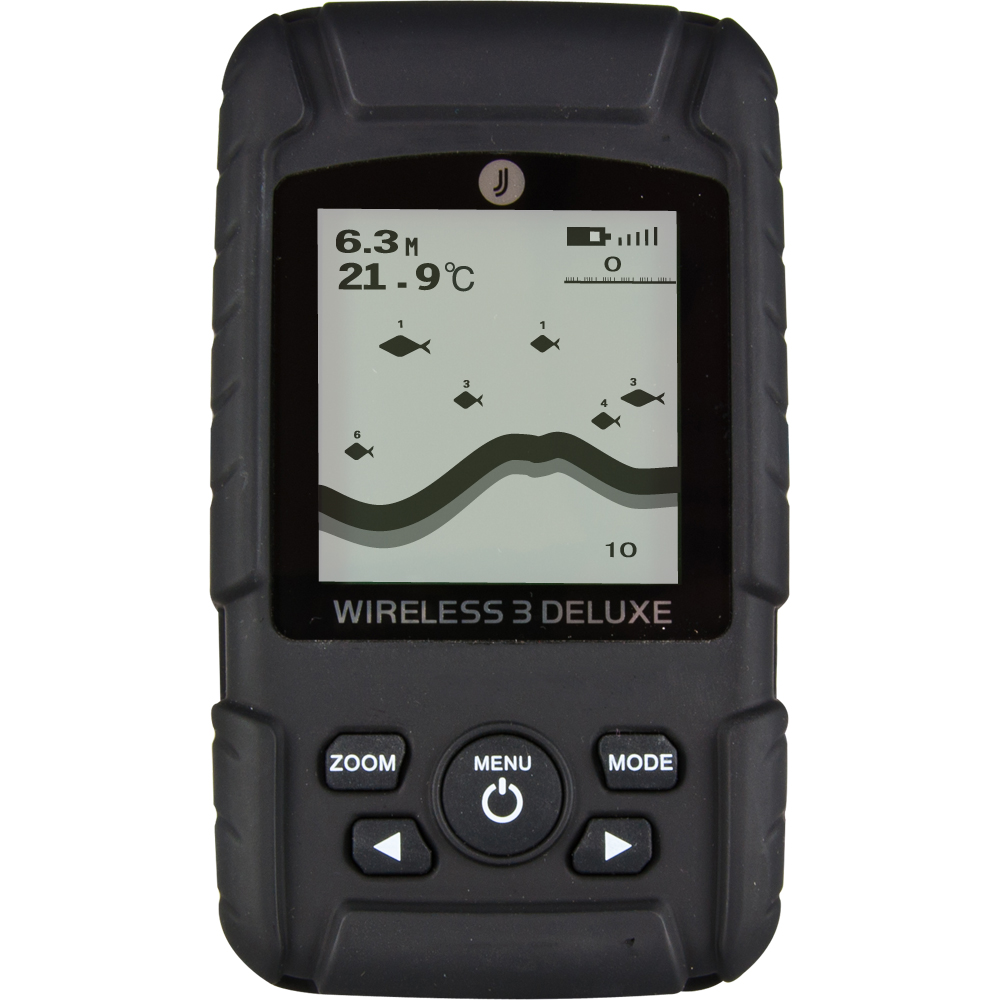 JJ Connect Fisherman Wireless 3 DELUXE