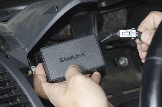 Как найти датчик джипиэс в машине