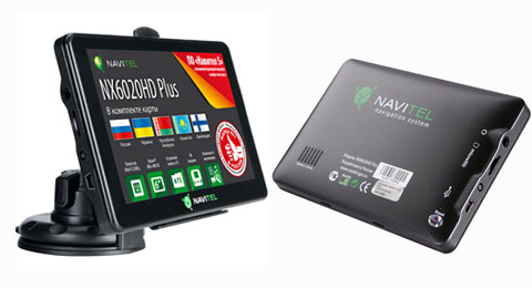 Navitel NX6020HD Plus