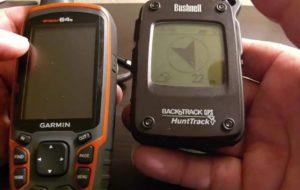GPS-навигатор для грибника